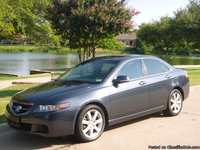 2005 acura tsx for sale in dallas texas classified americanlisted. Black Bedroom Furniture Sets. Home Design Ideas