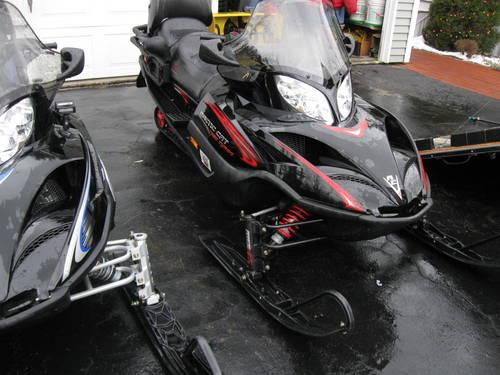 2005 Arctic Cat T660 Turbo Touring 4 Stroke Snowmobile For Sale In Wolfeboro  New Hampshire