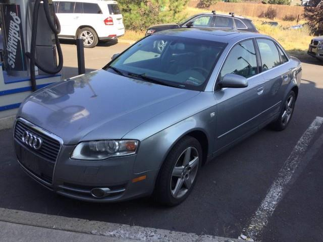 2005 Audi A4 3.2 quattro AWD New 3.2 quattro 4dr Sedan