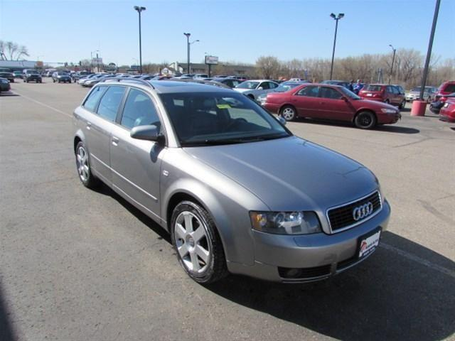 2005 audi a4 station wagon 1 8t se for sale in shakopee. Black Bedroom Furniture Sets. Home Design Ideas