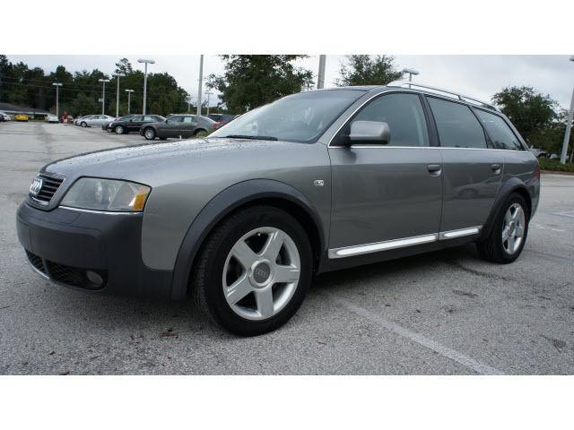 2005 audi allroad 2 7t for sale in green cove springs florida classified. Black Bedroom Furniture Sets. Home Design Ideas