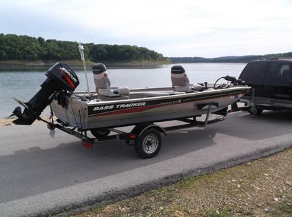 2005 Bass Tracker Panfish 16 For Sale In Dallas Texas