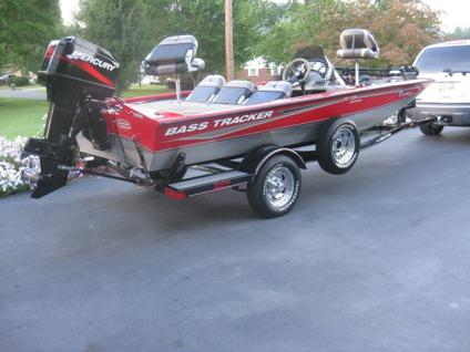 2005 bass tracker pro team 175 special edition 2005 boat for Heritage motors rogersville tn