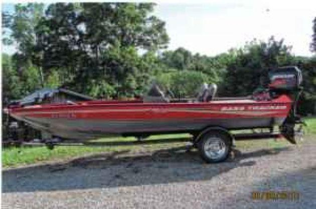 2005 Bass Tracker Pro Team 185 For Sale In Mount Sterling