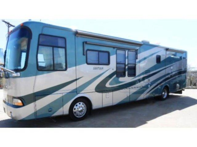 Used Motorhomes For Sale Texas >> Used 2005 Beaver Santiam Used Rvs | Autos Post