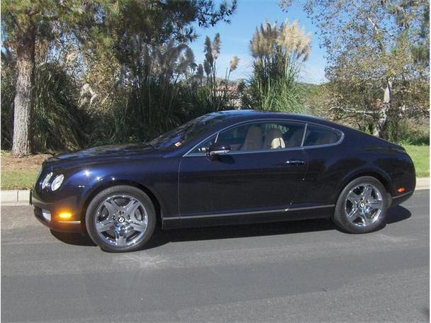 2005 bentley continental gt for sale in jamul california. Black Bedroom Furniture Sets. Home Design Ideas