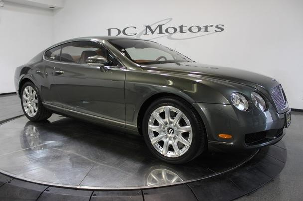 2005 bentley continental gt for sale in anaheim. Black Bedroom Furniture Sets. Home Design Ideas