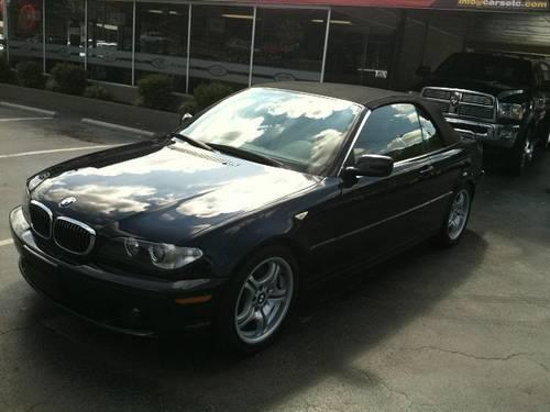 2005 bmw 3 series convertible 330ci for sale in knoxville. Black Bedroom Furniture Sets. Home Design Ideas