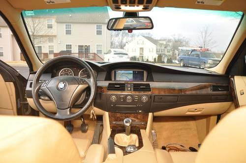 2005 bmw 545i 6 speed manual transmission with sports package 99k rh arcola pa americanlisted com 2010 BMW 525I for Sale 2011 BMW 550I for Sale