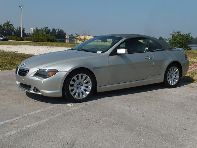 2005 bmw 6 series 2d convertible 645ci for sale in miami florida classified. Black Bedroom Furniture Sets. Home Design Ideas