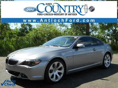 2005 bmw 6 series 2d coupe 645ci for sale in antioch illinois classified. Black Bedroom Furniture Sets. Home Design Ideas
