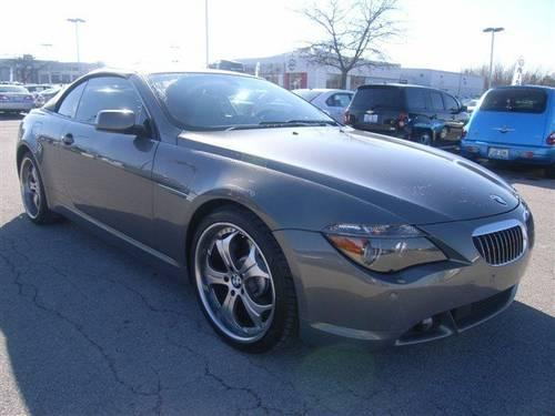 2005 bmw 6 series convertible 645ci for sale in lexington kentucky classified. Black Bedroom Furniture Sets. Home Design Ideas