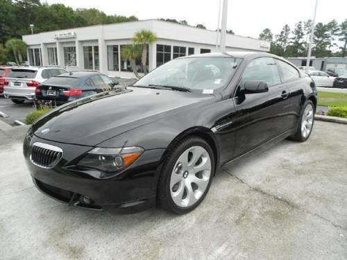 2005 bmw 6 series coupe 645ci 2dr cpe for sale in bluffton south carolina classified. Black Bedroom Furniture Sets. Home Design Ideas