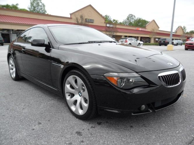 2005 bmw 645ci 2 door coupe gorgeous for sale in mauldin south carolina classified. Black Bedroom Furniture Sets. Home Design Ideas