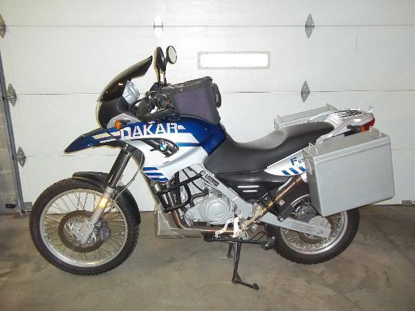 2005 bmw f 650 gs dakar for sale in omaha nebraska classified. Black Bedroom Furniture Sets. Home Design Ideas