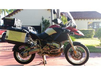 2005 bmw r 1200 gs for sale in cape coral florida classified. Black Bedroom Furniture Sets. Home Design Ideas