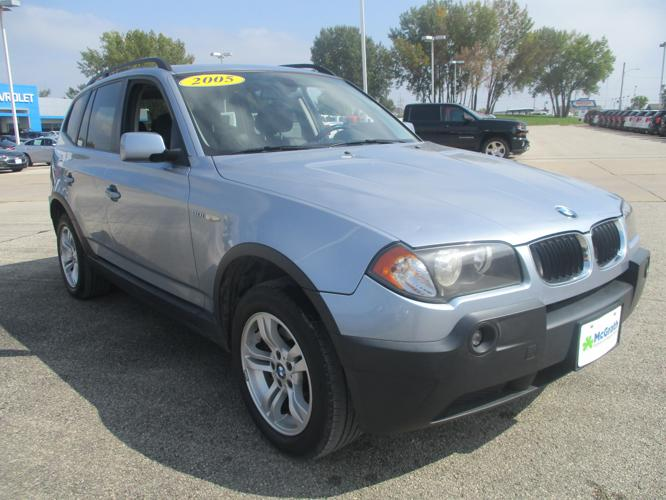 2005 bmw x3 awd 4dr suv for sale in dubuque iowa classified. Black Bedroom Furniture Sets. Home Design Ideas