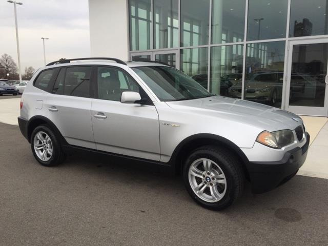 2005 bmw x3 awd 4dr suv for sale in dayton ohio classified. Black Bedroom Furniture Sets. Home Design Ideas
