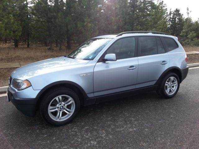 2005 bmw x3 awd 4dr suv for sale in coeur d 39 alene idaho classified. Black Bedroom Furniture Sets. Home Design Ideas
