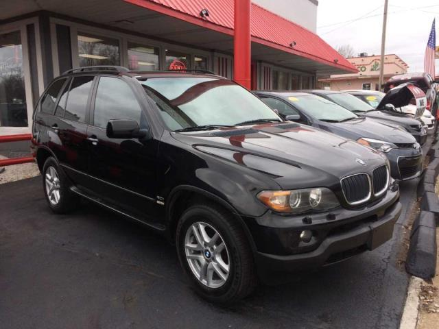 2005 Bmw X5 3 0i Awd 3 0i 4dr Suv For Sale In Springfield