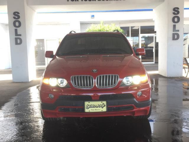 2005 BMW X5 4.8is AWD 4.8is 4dr SUV