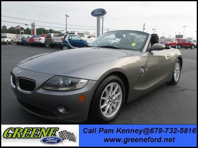 Car Insurance Gainesville >> 2005 BMW Z4 2.5i | 2005 BMW Z4 Car for Sale in Gainesville GA | 4366586147 | Used Cars on Oodle ...