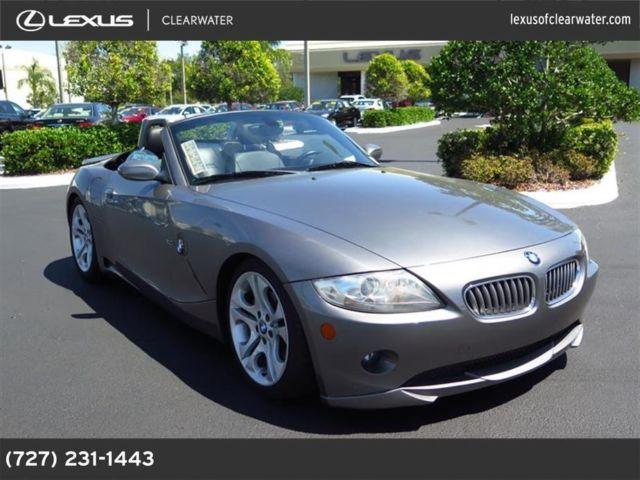 2005 Bmw Z4 For Sale In Clearwater Florida Classified