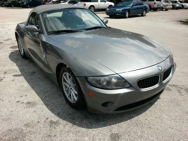 2005 bmw z4 for sale in hollywood florida classified. Black Bedroom Furniture Sets. Home Design Ideas