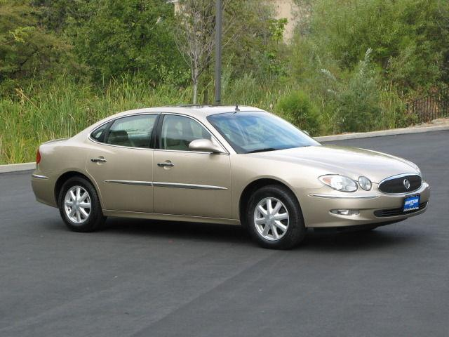 2005 buick lacrosse cxl for sale in auburn california. Black Bedroom Furniture Sets. Home Design Ideas