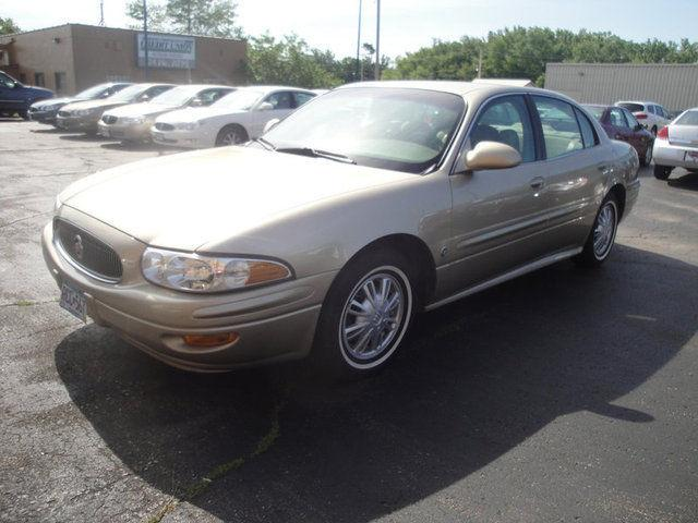 2005 buick lesabre custom for sale in aitkin minnesota classified. Black Bedroom Furniture Sets. Home Design Ideas