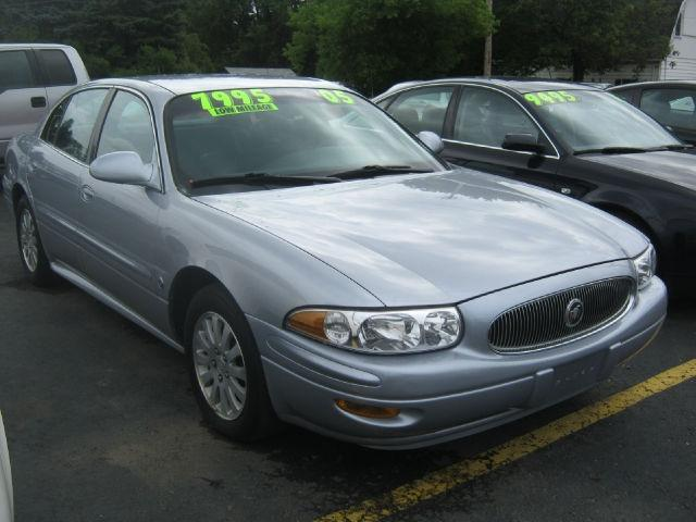 2005 buick lesabre custom for sale in bergen new york classified. Black Bedroom Furniture Sets. Home Design Ideas