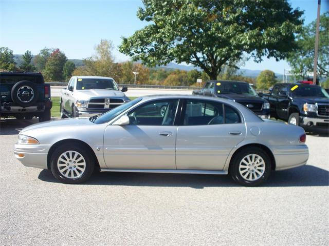 2005 buick lesabre custom for sale in rutland vermont classified. Black Bedroom Furniture Sets. Home Design Ideas