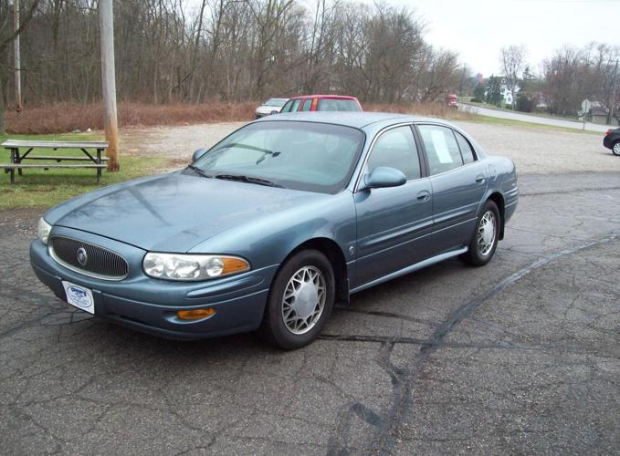 2005 buick lesabre custom for sale in mansfield ohio classified. Black Bedroom Furniture Sets. Home Design Ideas