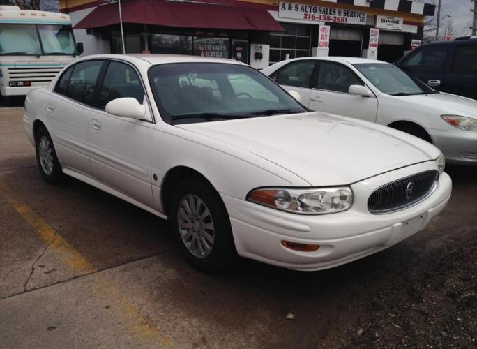 2005 buick lesabre custom for sale for sale in cleveland ohio classified. Black Bedroom Furniture Sets. Home Design Ideas