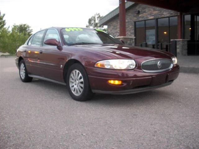2005 buick lesabre limited for sale in castle rock colorado classified. Black Bedroom Furniture Sets. Home Design Ideas
