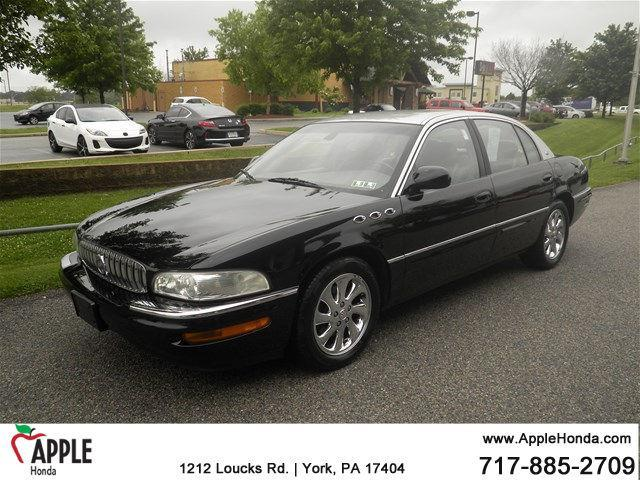 Buick Park Avenue Ultra Ultra Dr Supercharged Sedan Americanlisted on Park Avenue Ultra 2005 Interior