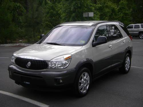 2005 buick rendezvous cx 34l v6 pearl white for sale in bayville 2005 buick rendezvous cx 34l v6 pearl white publicscrutiny Images