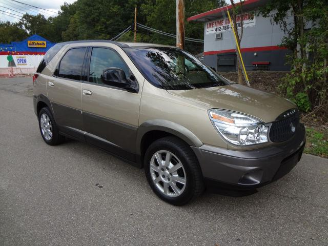 2005 buick rendezvous cx for sale in pittsburgh pennsylvania classified. Black Bedroom Furniture Sets. Home Design Ideas