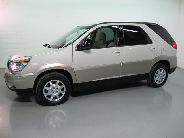 2005 buick rendezvous cx for sale in solon ohio classified. Black Bedroom Furniture Sets. Home Design Ideas