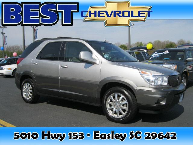 2005 buick rendezvous cxl for sale in easley south carolina classified. Black Bedroom Furniture Sets. Home Design Ideas
