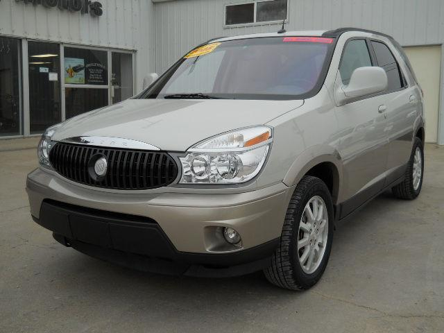 2005 buick rendezvous cxl for sale in seneca kansas. Black Bedroom Furniture Sets. Home Design Ideas