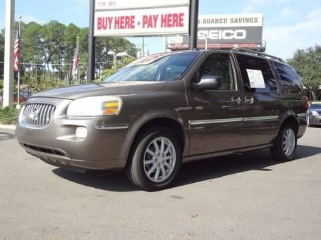 2005 buick terraza cxl handicap equipped for sale in jacksonville florida classified. Black Bedroom Furniture Sets. Home Design Ideas