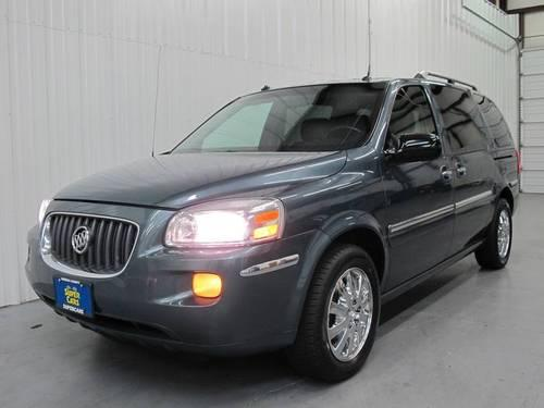 2005 Buick Terraza Cxl One Owner 3rd Row Leather Dvd For