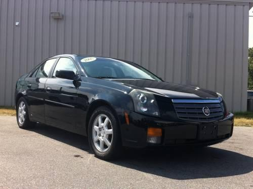 2005 cadillac cts 4dr car for sale in fort wayne indiana classified. Black Bedroom Furniture Sets. Home Design Ideas