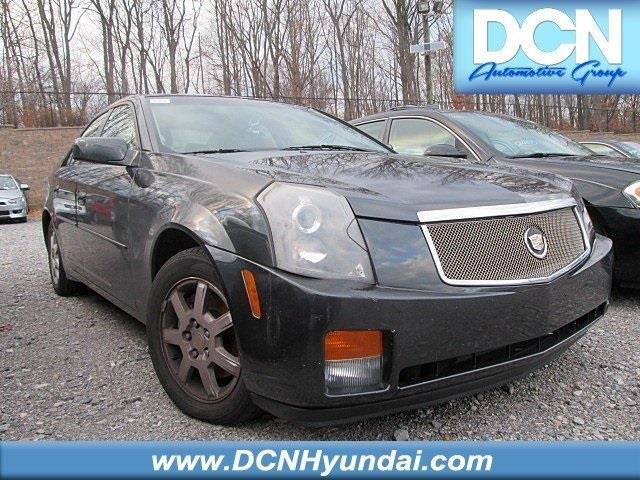 2005 Cadillac CTS Base 3.6 4dr Sedan