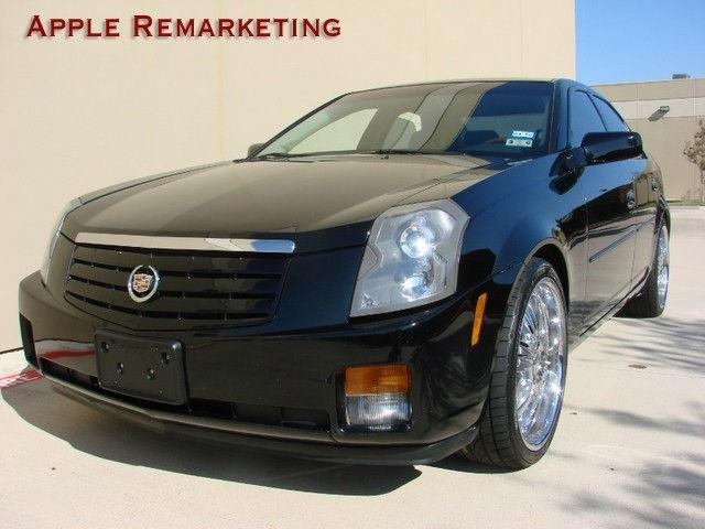 2005 cadillac cts base for sale in arlington texas classified. Black Bedroom Furniture Sets. Home Design Ideas