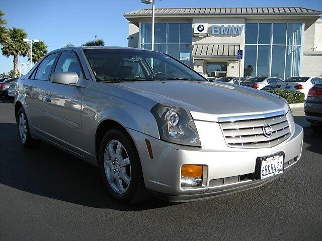2005 cadillac cts base for sale in santa maria california classified. Black Bedroom Furniture Sets. Home Design Ideas