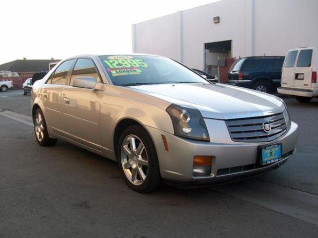 2005 cadillac cts base for sale in hollister california classified. Black Bedroom Furniture Sets. Home Design Ideas