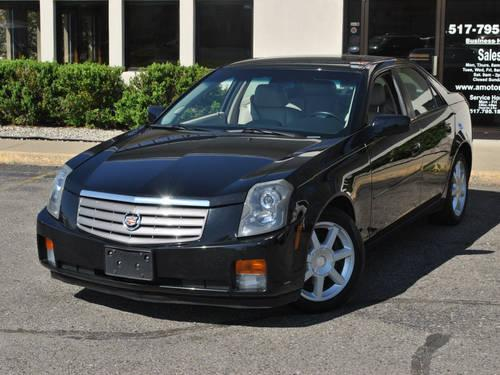 2005 cadillac cts sedan for sale in jackson michigan classified. Black Bedroom Furniture Sets. Home Design Ideas