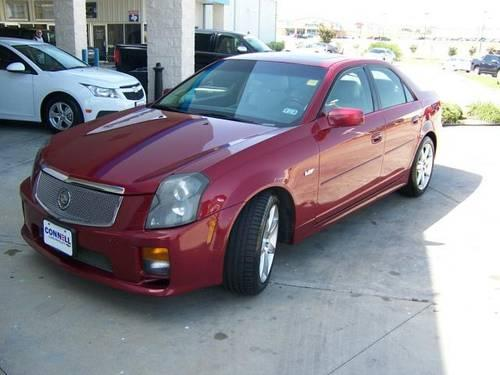 American Auto Sales Killeen Tx: 2005 Cadillac CTS-V 4dr Sedan Base Base For Sale In